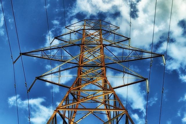 Strom-Lieferung