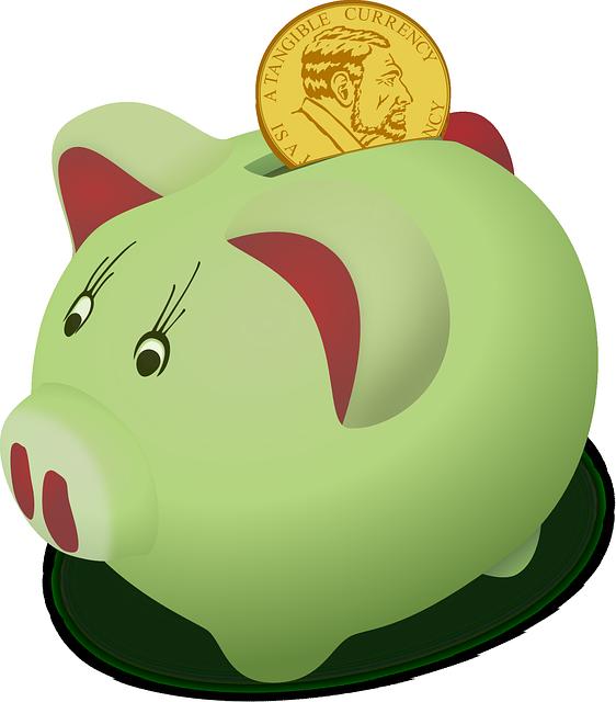 Sparschwein - Moneybox
