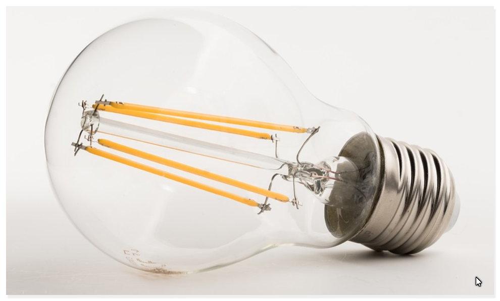Glühlampe Haushalt